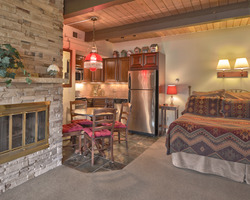 Snowmass CO-Lodging holiday-Aspenwood Condominiums - Destination Resorts-2 Bedroom Deluxe Max Occup 6