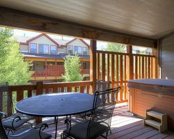 Park City UT-Lodging holiday-Bear Hollow Village