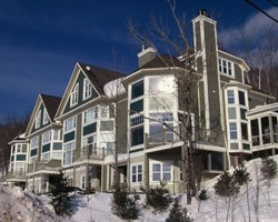 Mt Tremblant Quebec-Lodging outing-Le Boise Condominiums