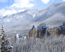 Ski Vacation Package - Fairmont Banff Springs Hotel
