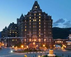 Banff Lake Louise Sunshine-Lodging expedition-Fairmont Banff Springs Hotel-Deluxe Room Max Occup 4