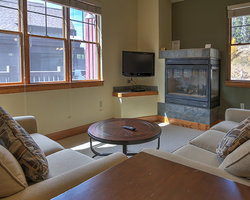 Copper Mountain CO-Lodging tour-The Cache Townhomes