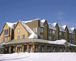 Ski Vacation Package - Chateau Big White