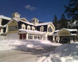 Mt Tremblant Quebec-Lodging weekend-Chateau Beauvallon