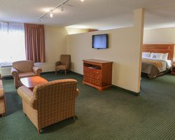 Beaver Creek CO-Lodging weekend-Comfort Inn Vail Beaver Creek-Hotel Room - 2 Queens Max Occup 4
