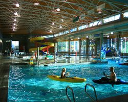 Beaver Creek CO-Lodging travel-Comfort Inn Vail Beaver Creek-Hotel Room - 2 Queens Max Occup 4