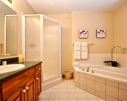 Mt Tremblant Quebec-Lodging weekend-La Clariere Townhomes
