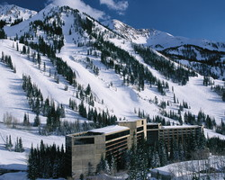 Snowbird Utah-Lodging weekend-Cliff Lodge