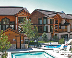 Steamboat CO-Lodging travel-Cross Timbers Townhomes