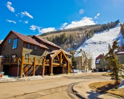 Telluride Colorado-Lodging outing-Double Diamond Condominiums - Alpine Lodging