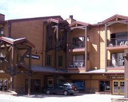 Breckenridge CO-Lodging excursion-Der Steiermark Condominiums-2 Bedroom Loft Condominium Max Occup 6-8