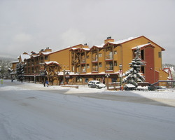 Breckenridge CO-Lodging outing-Der Steiermark Condominiums-2 Bedroom Loft Condominium Max Occup 6-8