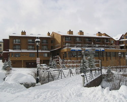 Breckenridge CO-Lodging travel-Der Steiermark Condominiums-2 Bedroom Loft Condominium Max Occup 6-8