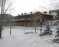 Breckenridge CO-Lodging holiday-Der Steiermark Condominiums-2 Bedroom Loft Condominium Max Occup 6-8