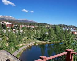 Breckenridge CO-Lodging trek-Der Steiermark Condominiums-2 Bedroom Loft Condominium Max Occup 6-8