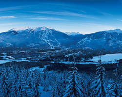 Whistler Blackcomb-Lodging tour-Delta Whistler Village Suites-1 Bedroom Suite Max Occup 4