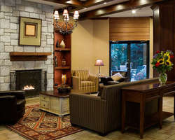 Whistler Blackcomb-Lodging tour-Delta Whistler Village Suites-2 Bedroom Suite Max Occup 6