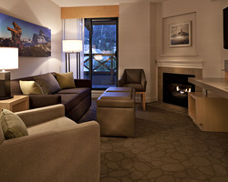 Whistler Blackcomb-Lodging trip-Delta Whistler Village Suites-2 Bedroom Suite Max Occup 6
