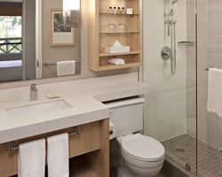 Whistler Blackcomb-Lodging trek-Delta Whistler Village Suites-1 Bedroom Suite Max Occup 4