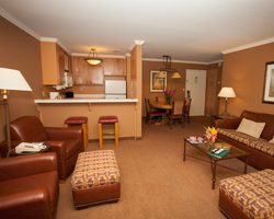 South Lake Tahoe CA-Lodging vacation-Forest Suites Resort at Heavenly Village