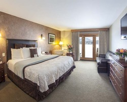 Lake Placid Whiteface -Lodging tour-Golden Arrow Hotel Lakeside Resort amp Suites