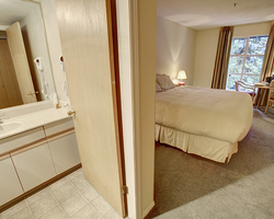 Whistler Blackcomb-Lodging holiday-Glacier Lodge-1 Bedroom Condominium - Gold Max Occup 4