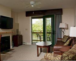 Jay Peak VT-Lodging tour-Golf Mountain Cottages
