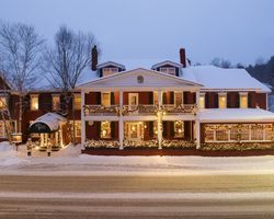 Stowe VT-Lodging travel-Green Mountain Inn