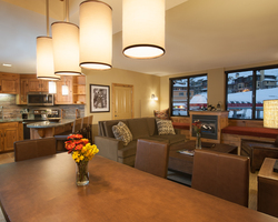 Park City UT-Lodging excursion-Grand Summit Hotel a Rock Resort