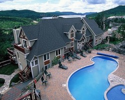 Mt Tremblant Quebec-Lodging travel-Les Haut-Bois Condominiums