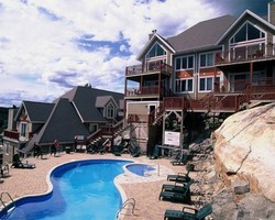 Mt Tremblant Quebec-Lodging trip-Les Haut-Bois Condominiums