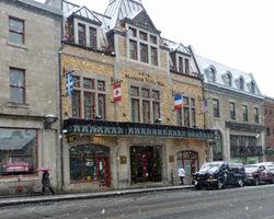 Ski Vacation Package - Hotel Manoir Victoria