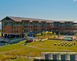 Jay Peak VT-Lodging outing-Hotel Jay-1 Bedroom 1 Bath Suite Max Occup 4