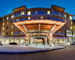 Jay Peak VT-Lodging holiday-Hotel Jay-1 Bedroom 1 Bath Suite Max Occup 4