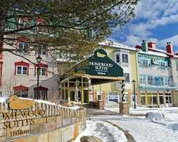 Mt Tremblant Quebec-Lodging travel-Hilton Homewood Suites