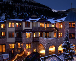 Telluride Colorado-Lodging outing-Hotel Telluride