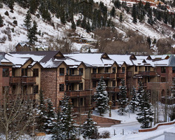 Telluride Colorado-Lodging tour-Hotel Telluride-Studio Suite Max Occup 4