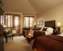 Telluride Colorado-Lodging holiday-Hotel Telluride-Signature King or Double Room Max Occup 2-4