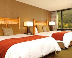 Keystone CO-Lodging excursion-Keystone Lodge and Spa-Hotel room with 2 Queen Beds Max Occup 4