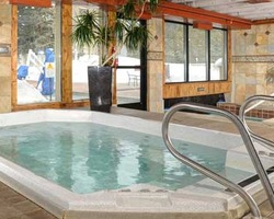 Keystone CO-Lodging travel-Keystone Lodge and Spa-Hotel room with 2 Queen Beds Max Occup 4