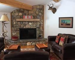 Jackson Hole-Lodging holiday-Lake Creek Cabin - Rendezvous Mountain Rentals