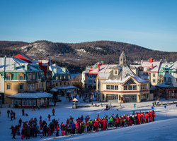 Mt Tremblant Quebec-Lodging holiday-Lodge de la Montagne - Les Suites Tremblant