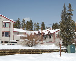 Winter Park CO-Lodging outing-Lions Gate Pines