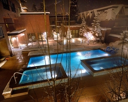 Aspen Colorado-Lodging excursion-Limelight Hotel