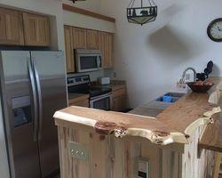 Keystone CO-Lodging travel-Lakeside Village Condominiums-1 bedroom 2 Bath w Loft
