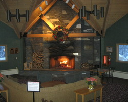 Loon NH-Lodging tour-Lodge at Lincoln Station