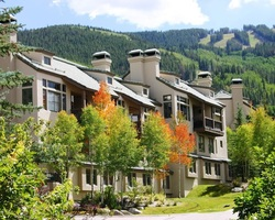 Beaver Creek CO-Lodging expedition-Meadows Townhomes