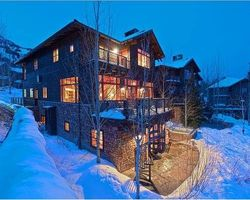 Jackson Hole-Lodging tour-Moose Creek Townhomes - Rendezvous Mountain Rentals
