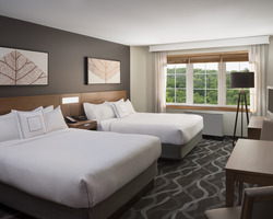 Mt Tremblant Quebec-Lodging trip-Marriott Residence Inn