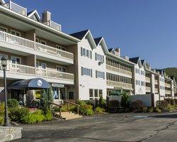 Loon NH-Lodging holiday-Nordic Inn Condominium Resort-1 Bedroom 1 Bath Condominium Max Occup 2